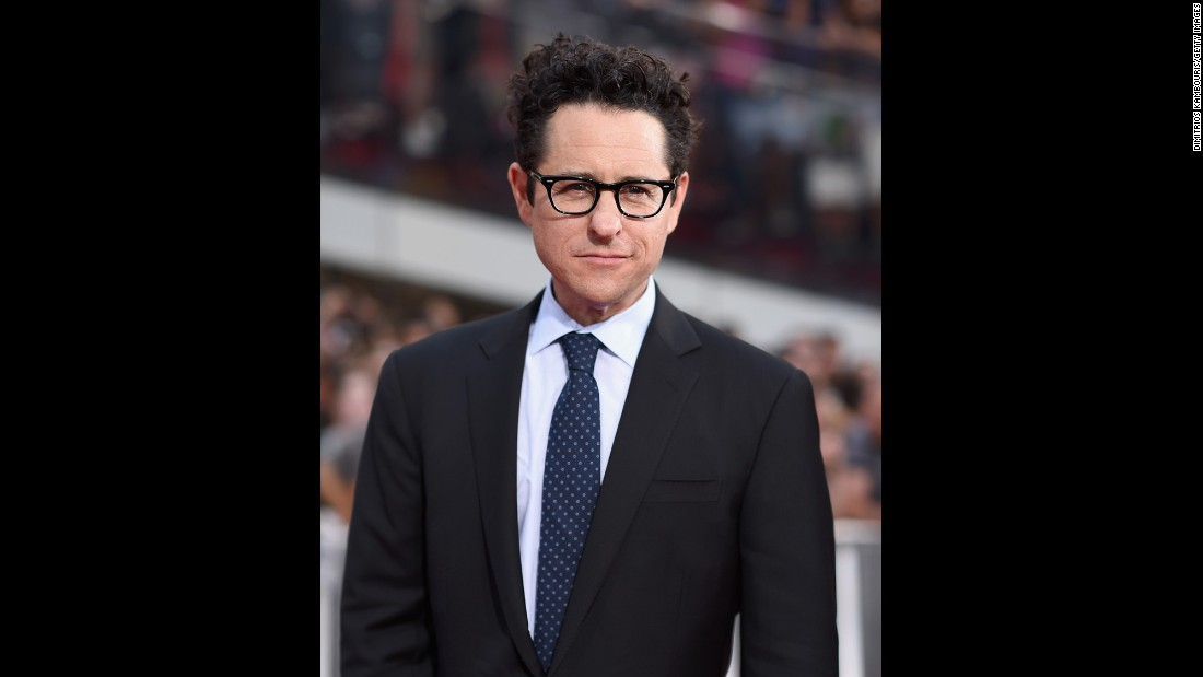 "We are sure the Force was with ""Star Wars: The Force Awakens"" director J.J. Abrams on his birthday, June 27."