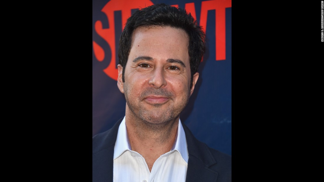 """Weekend at Bernie's"" co-star Jonathan Silverman had his special day on August 5."