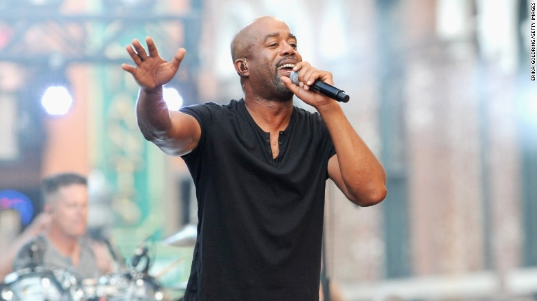 Darius Rucker and Reba McEntire to host 54th Annual CMA Awards