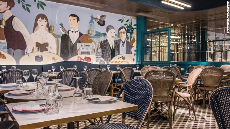hong kongs best new restaurants for 2016 cnn travel - Large Restaurant 2015