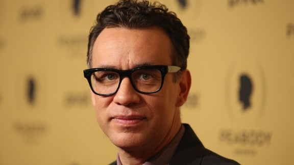 """""""Portlandia"""" star Fred Armisen can look forward to the holidays and his birthday on December 4."""
