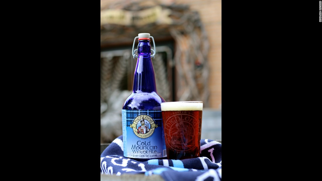 Asheville, North Carolina's, oldest brewery produces this spiced-up brown ale, which remains one of the most sought-after beers from the region.