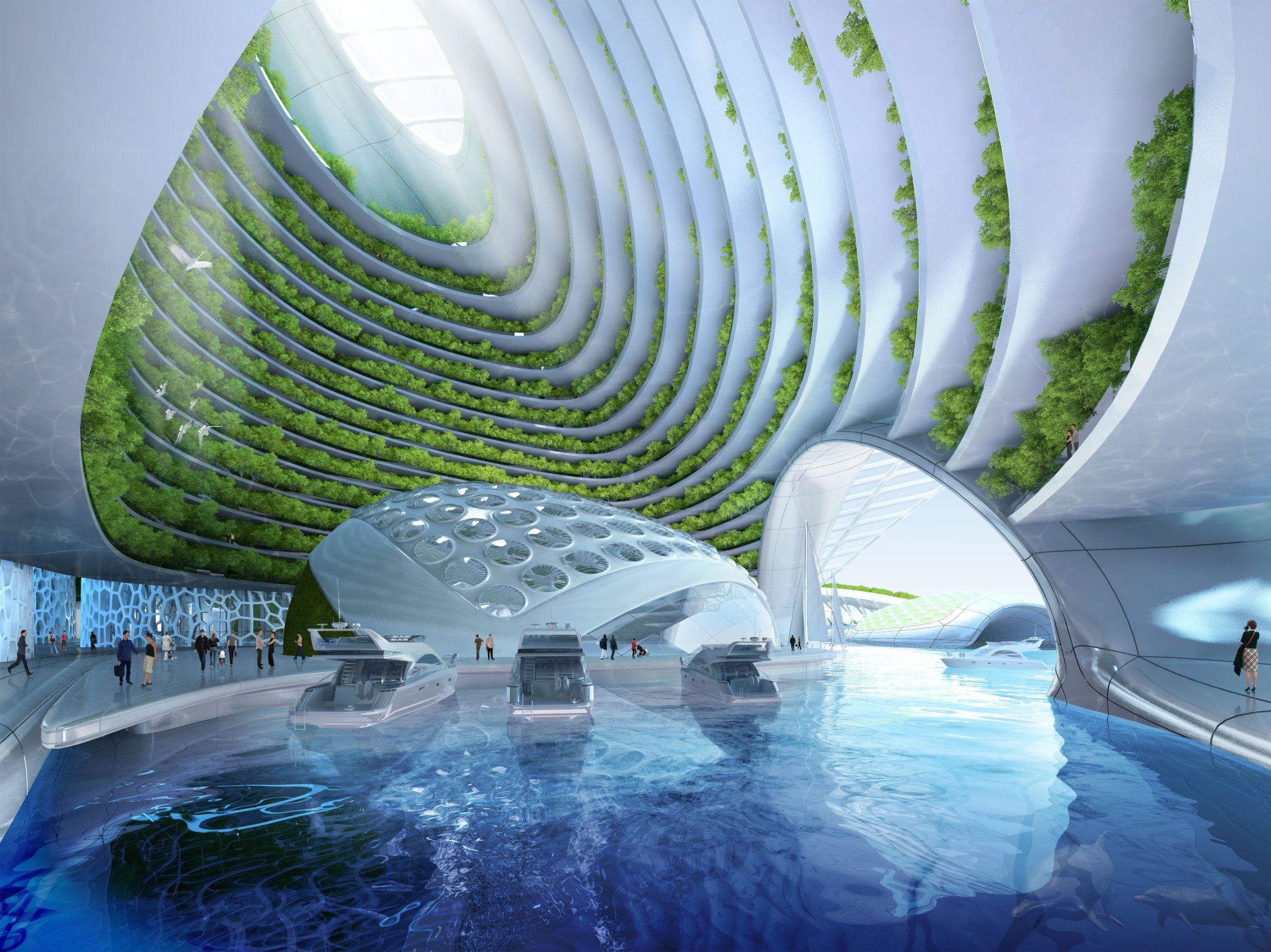 Plans for underwater oceanscraper revealed cnn style malvernweather Choice Image