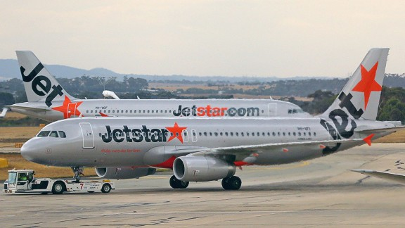 <strong>8. Jetstar Asia: </strong>Singaporean low-cost carrier Jetstar Asia is an Asian offshoot of Jetstar, the subsidiary airline of Australia's Qantas. It boasted 85.08% punctuality in 2017.
