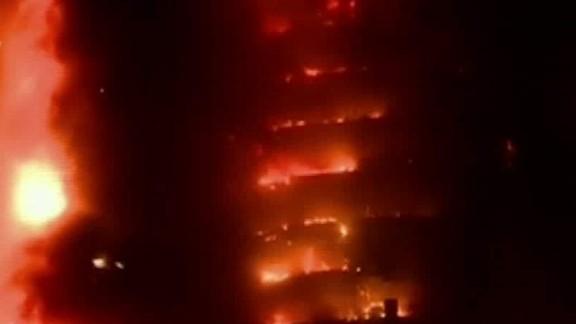 dubai uae hotel fire anderson sot lead_00003508.jpg