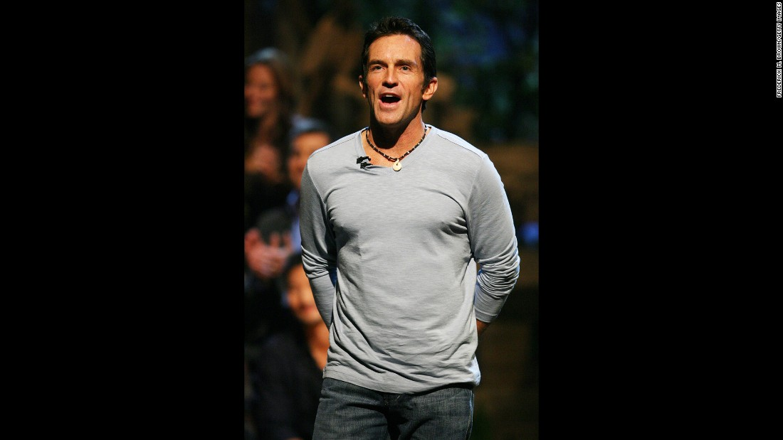 "Jeff Probst has been keeping things moving (and <a href=""http://www.cbs.com/shows/survivor/news/1003895/the-15-most-epic-jeff-probst-burns-jeff-has-spoken/"" target=""_blank"">prodding the tribe</a>) on ""Survivor"" since the show's debut in 2000. He's also hosted ""Rock & Roll Jeopardy"" and ""The Jeff Probst Show."""