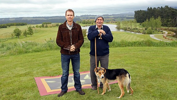 "Phil Keoghan gets to travel all over the world for ""The Amazing Race"" and connects with a wide variety of contestants. The native New Zealander has said he was inspired to stay active -- and enjoy once-in-a-lifetime experiences -- by a near-death experience in his teens."