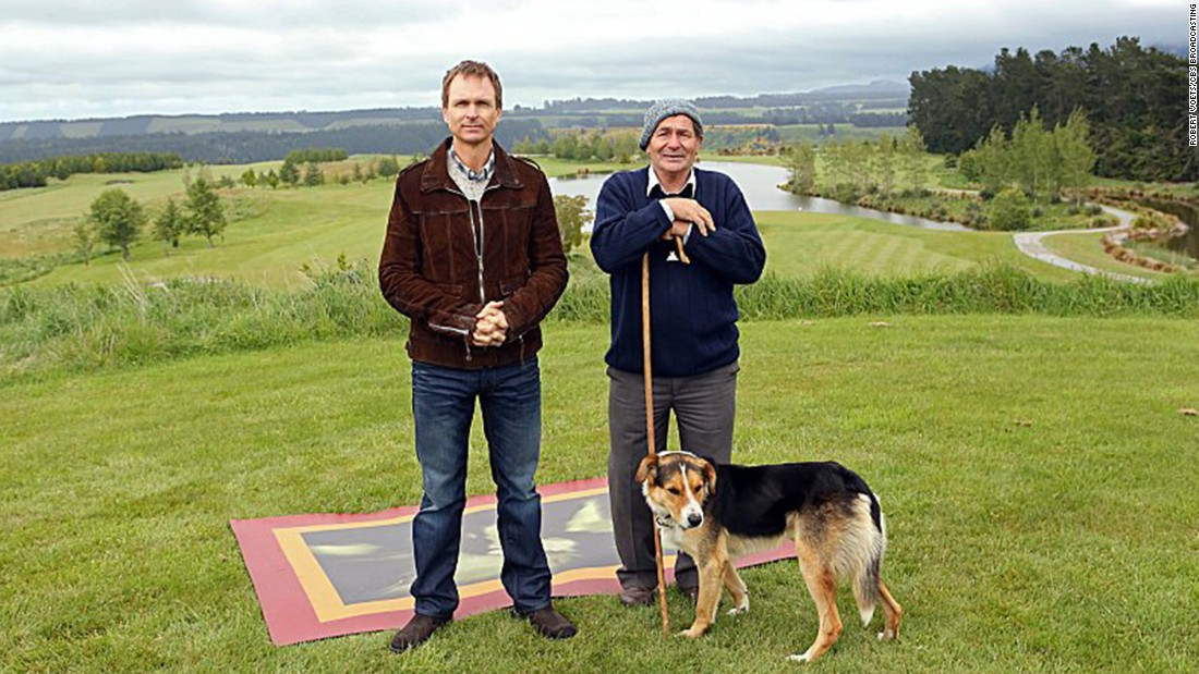 "Phil Keoghan gets to travel all over the world for ""The Amazing Race"" and connects with a wide variety of contestants. The native New Zealander has said he was inspired to stay active -- and <a href=""http://www.cnn.com/2015/12/10/travel/amazing-race-phil-keoghan-top-10-destinations-feat/"">enjoy once-in-a-lifetime experiences</a> -- by a near-death experience in his teens."