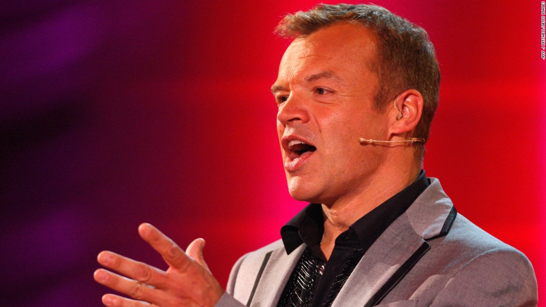"Britain's Graham Norton brought offbeat comedy and forthright questions to guests with such shows as ""So Graham Norton"" and ""The Graham Norton Show."" But his eagerness is endearing, not abrasive, and he's attracted a loyal following."