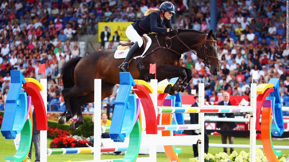 Mendoza played a key role in helping Great Britain qualify for the Olympic Games with some impressive performances in Aachen.