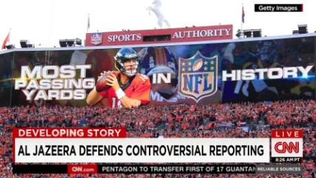 Al Jazeera reporter says second source confirmed claims about Peyton Manning's wife_00023317