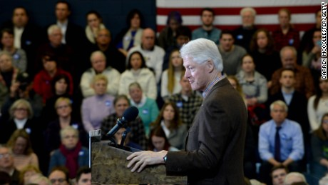 Bill Clinton's alleged sexual misconduct: Who you need to know