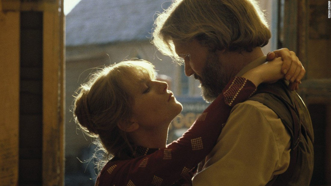 """Heaven's Gate,"" Cimino's 1980 film about the Johnson County War, has become synonymous with big-budget disasters. But few had complaints about Zsigmond's gorgeous photography. The movie starred Kris Kristofferson and Isabelle Huppert."