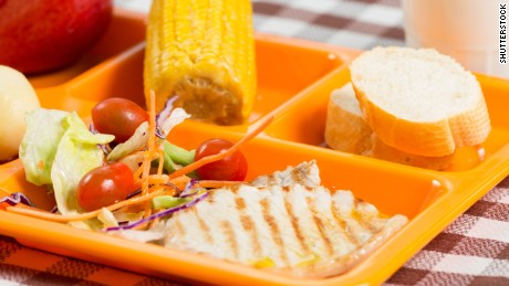 USDA shifts Obama-era school lunch guidelines