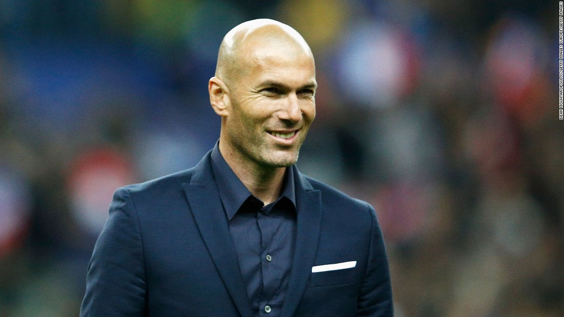 Can Zinedine Zidane cut it as a coach?<br />The French icon has taken over as head coach of Real Madrid following the sacking of Rafael Benitez, Monday.