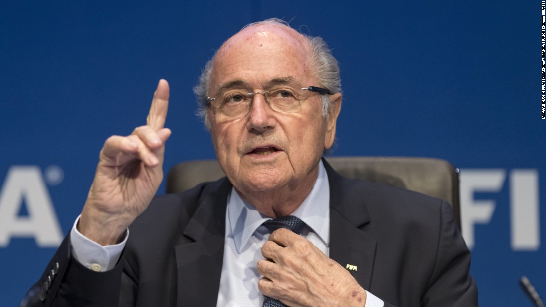 "Suspended FIFA president Sepp Blatter once suggested football's world governing body should ""get women to play in different and more feminine garb than the men,"" advocating the potential introduction of ""tighter shorts."""
