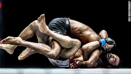 Bashir Ahmad: Muslim MMA star appalled by 'the cult of Donald Trump'