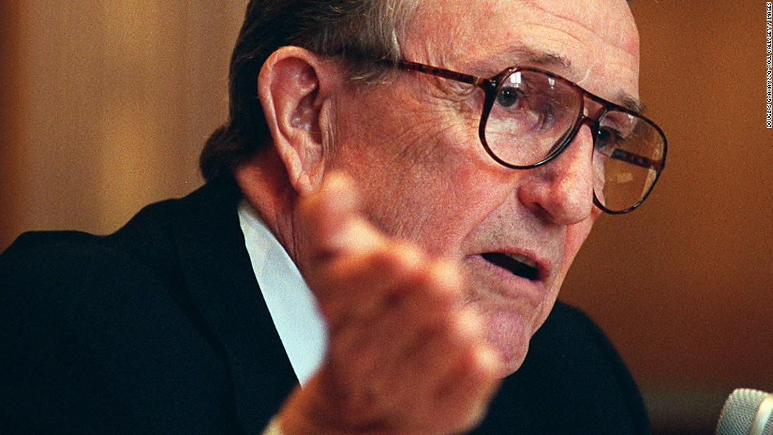 "<a href=""http://www.cnn.com/2016/01/02/politics/dale-bumpers-arkansas-governor-senator/index.html"" target=""_blank"">Dale Bumpers</a>, a former U.S. senator and Arkansas governor who defended President Bill Clinton during his impeachment trial, died on January 1. He was 90."