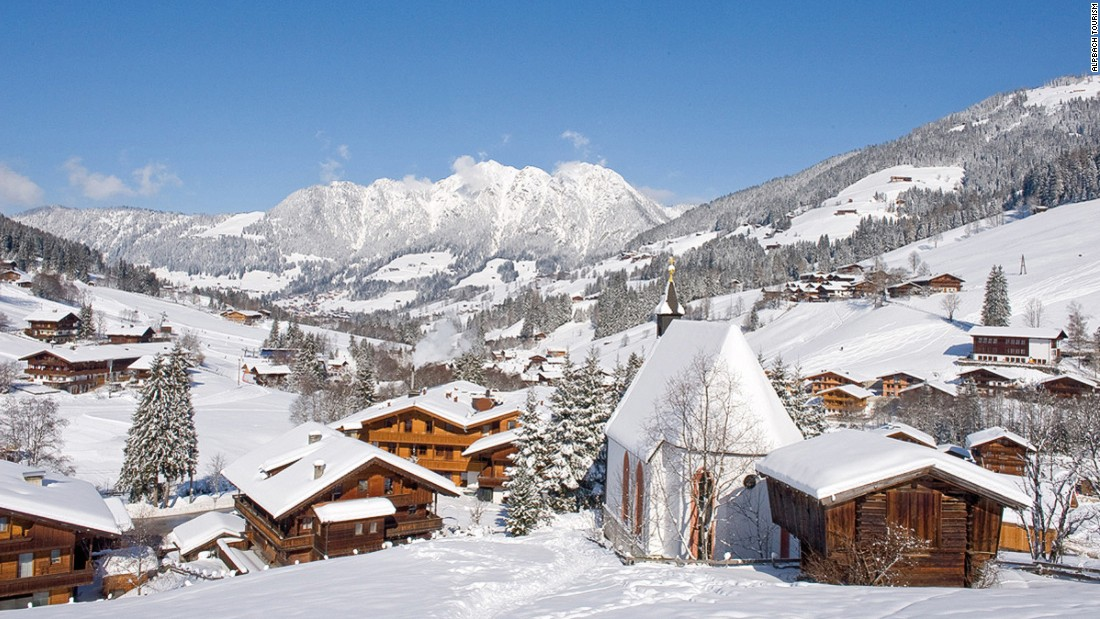 "Named ""Austria's most beautiful village"" in a 1983 television contest, Alpbach continues to maintain its cutesy homespun looks and traditional architecture. All upper floors of new buildings must be clad in wood to preserve the bygone feel."