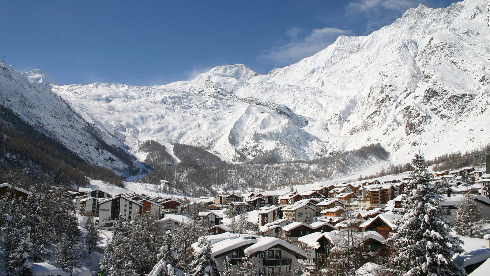 alpine ski resorts: europe's 10 most beautiful | cnn travel