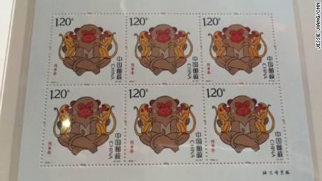 Buyers hope that the stamps will grow in value, just as Chinese families grow in size.