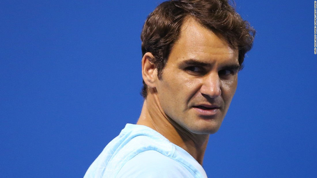 "All eyes will now be on Roger Federer in Brisbane as he starts what he hopes will be another stellar season. The 34-year-old Swiss star said: ""Every tournament I play is important to me. This is a tournament I want to win."""