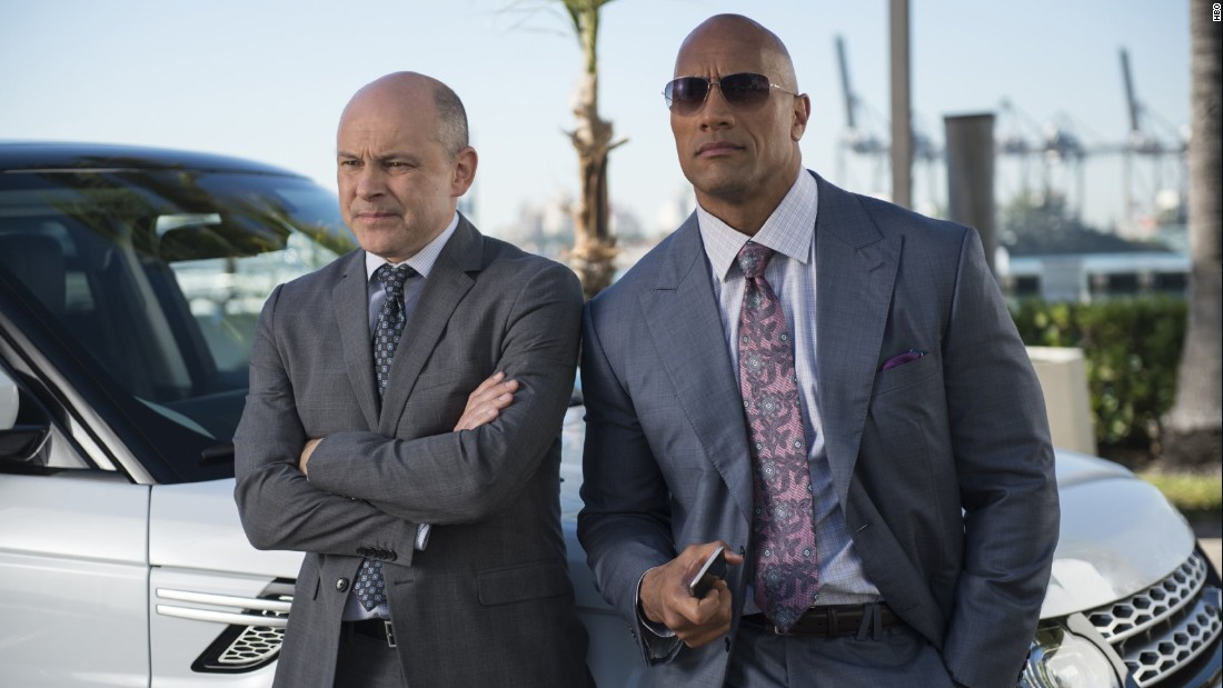 "Johnson stars alongside Rob Corddry on the HBO series ""Ballers,"" in which he plays a football player-turned-financial manager. It became one of the network's most-watched comedies but was the subject of a copyright lawsuit."