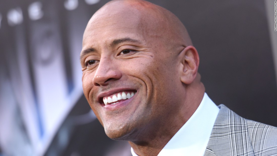 "Many claim to be the ""hardest-working man in show business,"" but few walk the walk like Dwayne Johnson. The man with the big guns and the million-watt smile has come a long way from his days as wrestling superstar The Rock. Here are some highlights from his career."