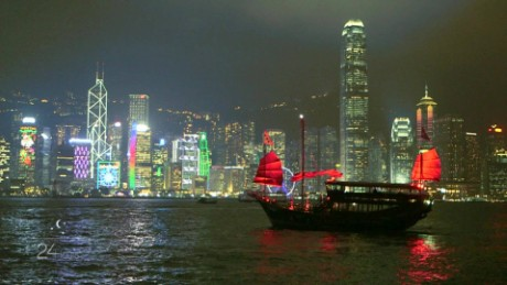 Hong Kong's ever-changing nightlife scene