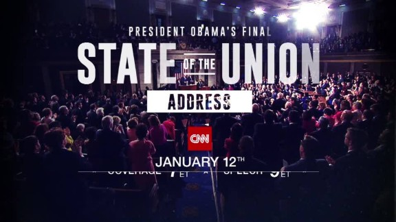 President Obama's final State of the Union Address. Coverage starts Tuesday night Starting at 7._00001315.jpg