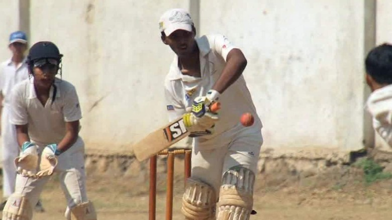 15-year-old cricketer scores record 1,009 runs