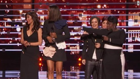 Best moments from the People's Choice Awards