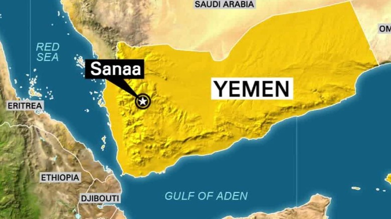 iran claims saudi led warplanes hit embassy yemen nick paton walsh lok_00013824
