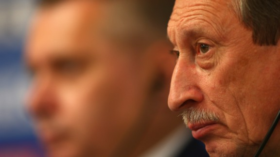 """Russia's former athletics president Valentin Balakhnichev, its ex-chief coach for long-distance athletes Alexei Melnikov and former IAAF consultant Papa Massata Diack have all been banned for life. The report said """"far from supporting the anti-doping regime, they subverted it."""" The IAAF's former anti-doping director Gabriel Dollé has been given a five-year ban."""