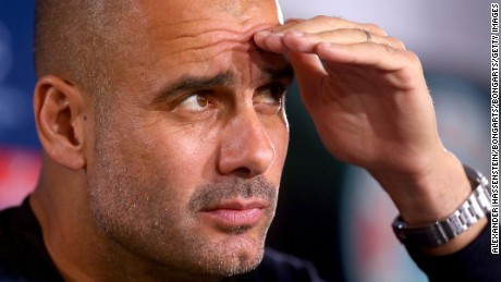 Pep Guardiola to succeed Manuel Pellegrini at Manchester City