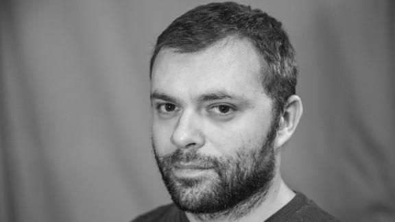 Photographer George Popescu