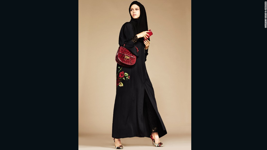 Dolce & Gabbana is one of many Western brands starting to target the lucrative Muslim fashion industry.