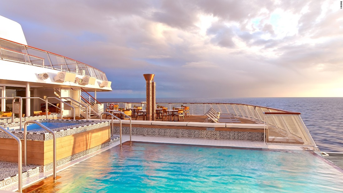 Of The Best New Cruise Ships For CNN Travel - Best rooms on a cruise ship carnival