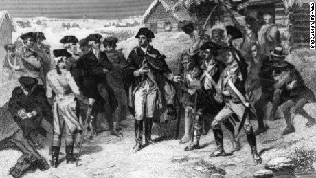 George Washington disarmed a mutiny with a display of emotional vulnerability.