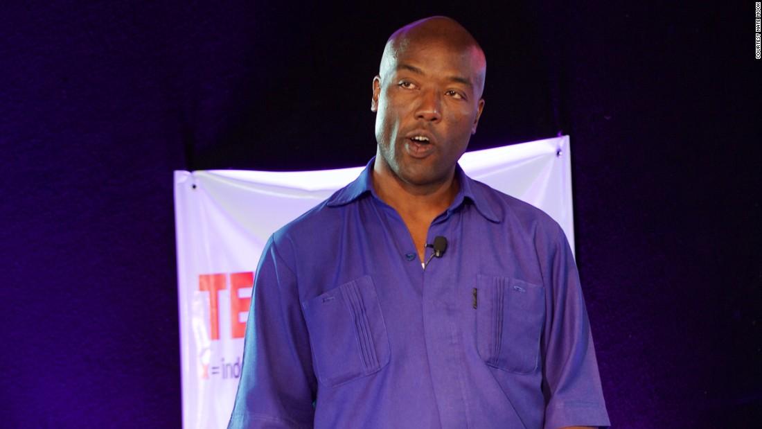 Peter Ouko is transforming prisoners' lives in Kenya
