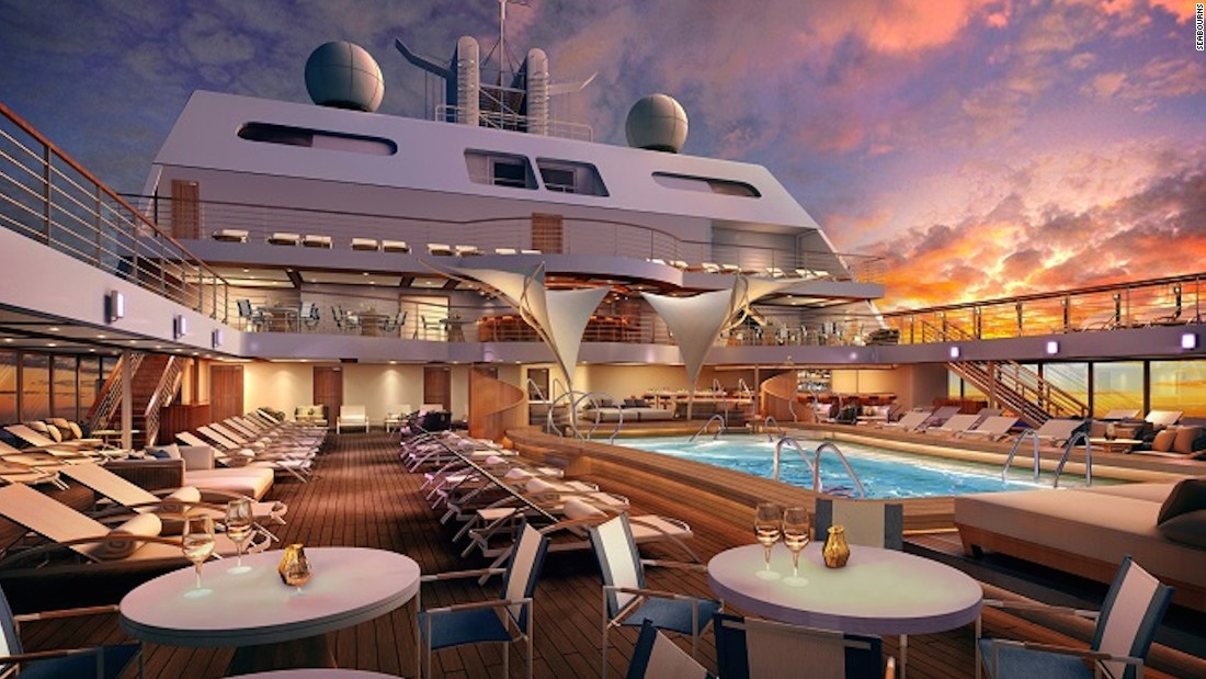 Of The Best New Cruise Ships For CNN Travel - Coolest cruise ships