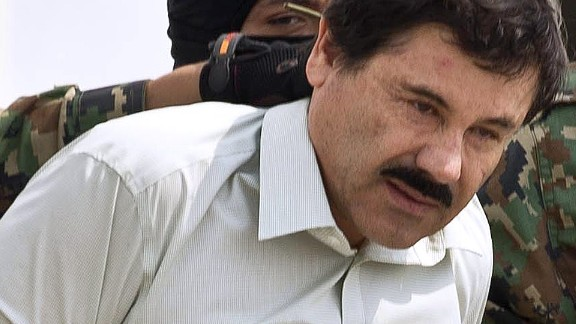 "Joaquin ""El Chapo"" Guzman was considered the world"