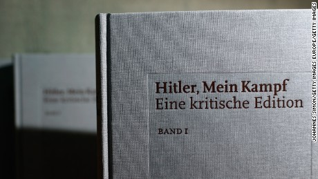 How Hitler's 'Mein Kampf' became a bestseller in 2016