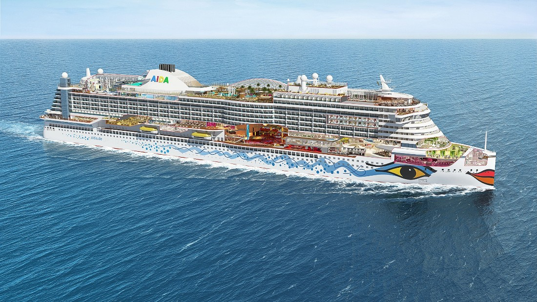 Of The Best New Cruise Ships For CNN Travel - First cruise ship in the world