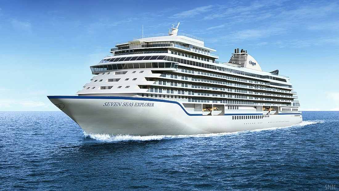 Of The Best New Cruise Ships For CNN Travel - Weekend cruises from florida
