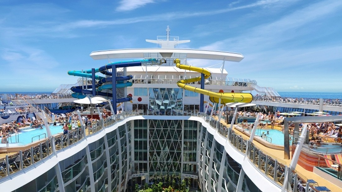 Of The Best New Cruise Ships For CNN Travel - Biggest and best cruise ships