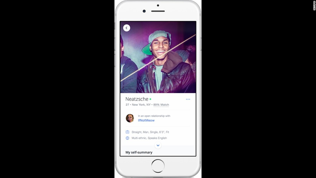 OkCupid adds feature for polyamorous users - CNN