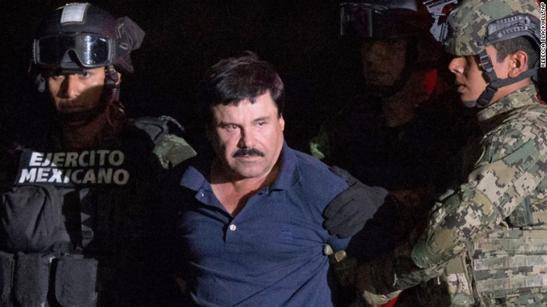 Mexico: 'El Chapo' will be extradited to the U.S.