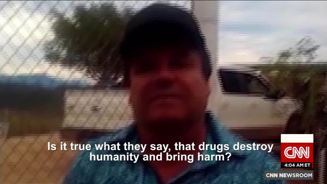 Sean Penn's naive and dangerous 'El Chapo' interview