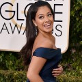 golden globes red carpet 2016 - Gina Rodriguez
